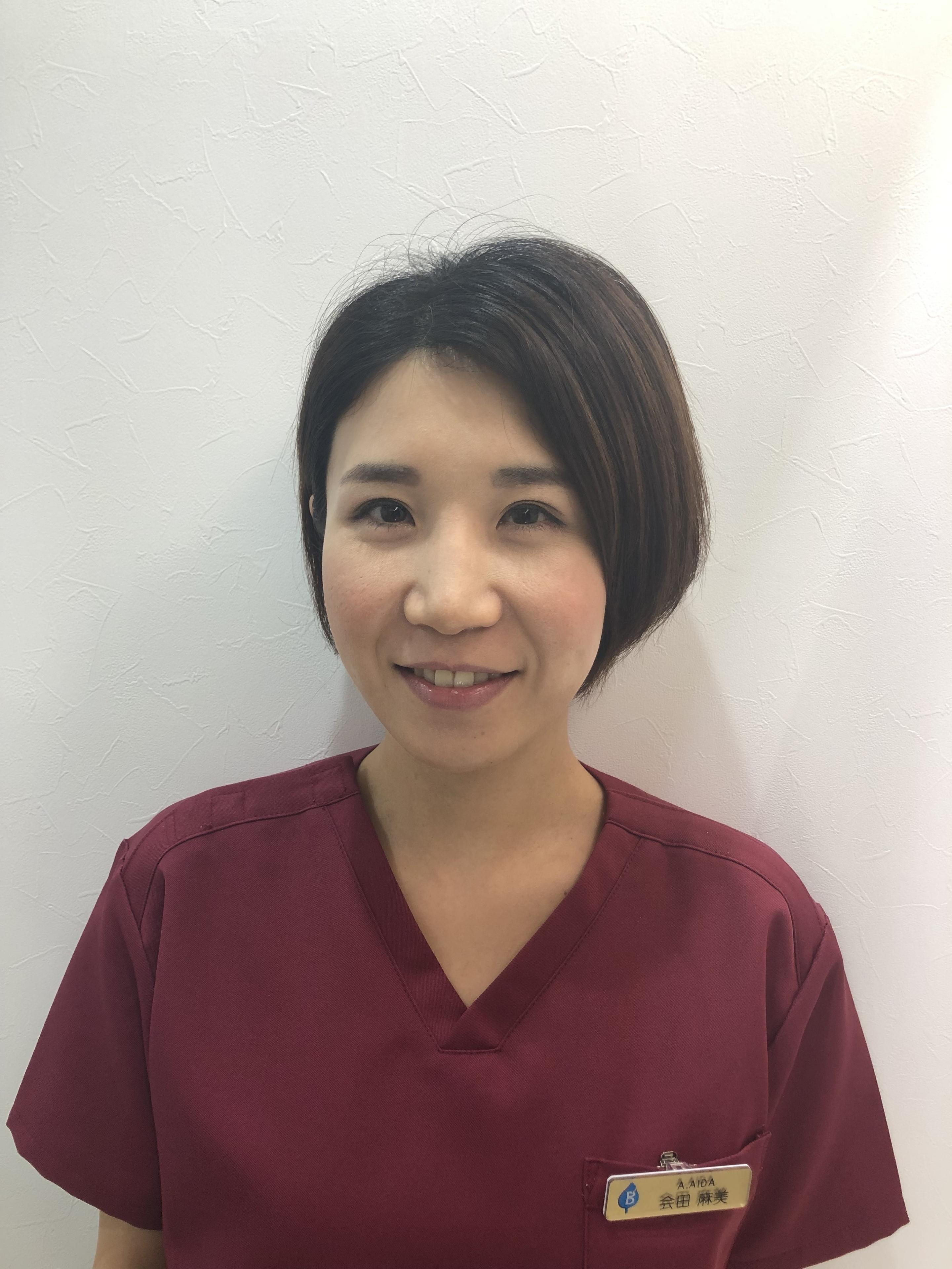 歯科医師 会田麻美