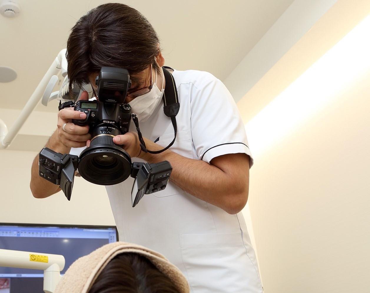 口腔内カメラ(たまプラーザ青葉区歯医者歯科口コミ評判おすすめ)