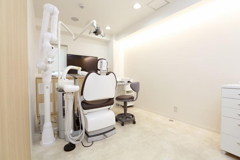 特診室(たまプラーザ青葉区歯医者歯科口コミ評判おすすめ)