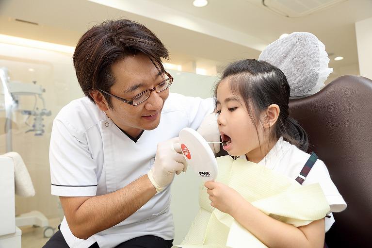 当院が考える小児歯科