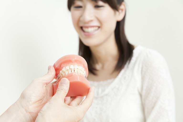 当院における矯正歯科
